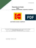 Requisitos Da Kodak Para Terceiros