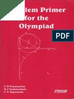 Problem primer for olympiad