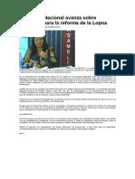 Asamblea Nacional avanza sobre discusión para la reforma de la Lopna
