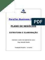 Plano de Negócios - Eduardo Rantin