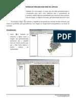 Tutorial Georreferenciar Imagens Sem GRID ArcGIS