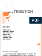 Distribution Marketing Ppt