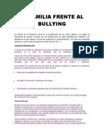La Familia Frente Al Bullying