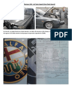 Catálogo de despiece de Alfa Romeo 156  1.6 twin spark (pack sport)