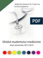 Ghidul studentului medicinist UMF IASI