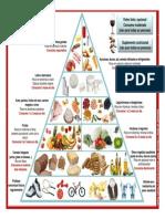 Pirâmide Alimentar