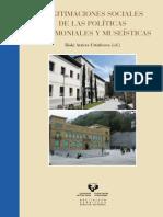Arrieta, I. - Legitimaciones Sociales de Las Politicas Patrimoniales y Museisticas