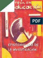 Epistemologia de La Educacion