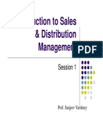 Introduction to Sales Management [Compatibility Mode]