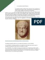 La Filosofia Aristotelica