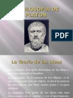 La Filosofia de Platon