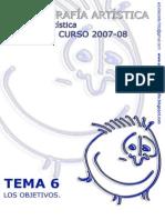 TEMA 6[1].Los Objetivos. Fot ARST 2007 08