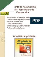 PPT Mi Planta de Naranja Lima
