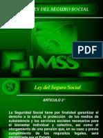 Ley Del Seguro Social Enero 2001