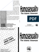 Homosexuality in Islam New