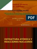 1-EstrcAtom Y ReaccNucl