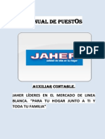 Empresa Jaher Mini Manual