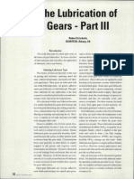 Gear Lubrication 3
