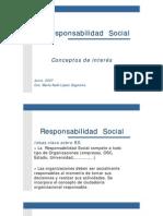 Responsabilidad Social Power