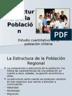 La estructura de la población