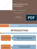 AFS  PPT