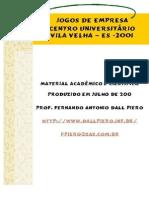 Jogos de Empresas - Fernando A
