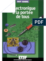 L'Electronique a La Portee de Tous