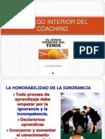 Coaching, Juego Interior