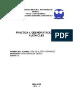 Practica 1. Deshidratacion de alcoholes.docx