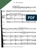 Requiem Duruflé5-Pie Jesu