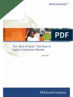 MGI Rise of Indian Consumer Market Full Report