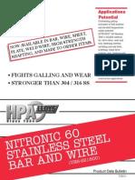 Nitro Nic 60 Book