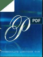 Prescolite Lighting Catalog G 15 1966