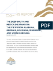 The Deep South and Medicaid Expansion