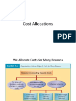Cost Allocation in General