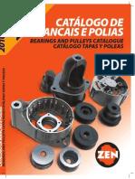 Catalogo Mancais 2010