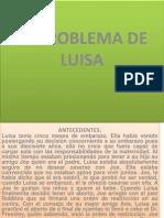 Problema de Luisa