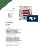 Jay-Z the Blueprint 3 Lyrics