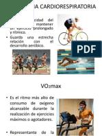 Adaptaciones Cardiorespiratorias Al Entrenamiento