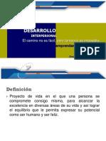 Desarrollo Interpersonal - Material de Evaluacion By Takeshi