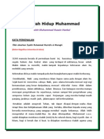 Sejarah Hidup Nabi Muhammad