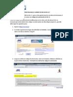Configuración DNS Nic.cl