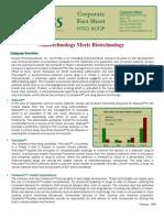 Access Corporate Fact Sheet