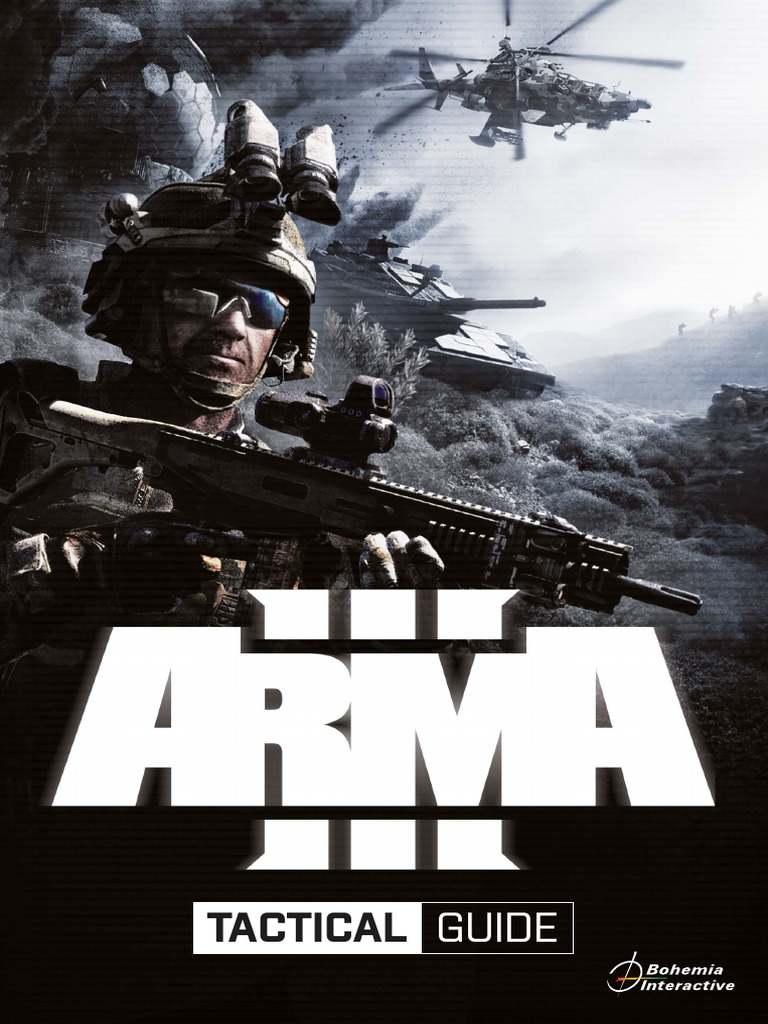 arma 3 tactical guide digital pdf