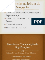 Divergências na leitura de Nietzsche