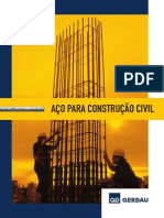Catalogo Construcao Civil Gerdau
