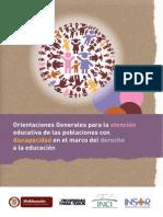 Orientaciones población con discapacidad 2012 copia