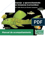Manual de Apoyo Disminucion y Aprovechamiento de Loricaridos