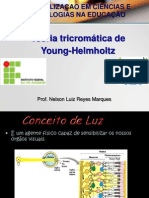 Teoria tricromática de Young-Helmholtz