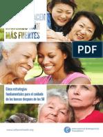 Información básica sobre la osteoporosis femenina